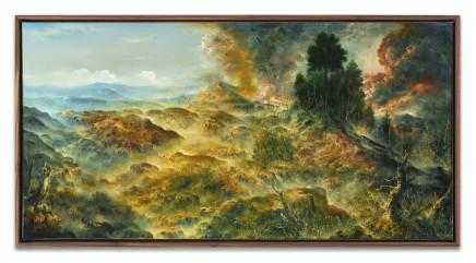 Petri Ala-Maunus, Celestial Explosion, 2020