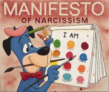 Riiko Sakkinen, Manifesto of Narcissism, 2020