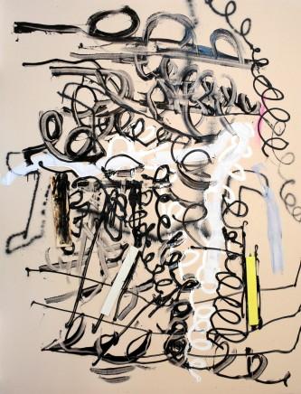 SAMI, Line Painting, 2018
