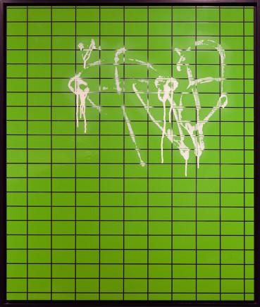 Sampo Apajalahti, Wall #14, 2020