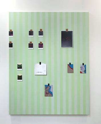 Sampo Apajalahti, Wall #6, 2020