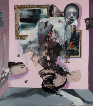 Viljami Heinonen, Declining Figure, 2019