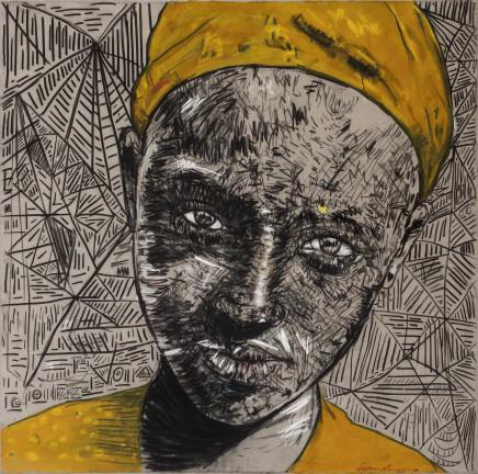 Nelson Makamo, Untitled, 2021