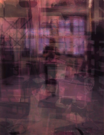 Tiina Pyykkinen, Inner Walls Of Memory, 2020