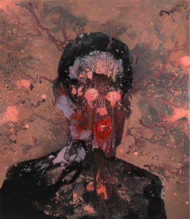 Petri Ala-Maunus, Self-portrait of a Painter II, 2018