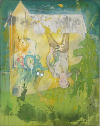 Samppa Törmälehto, Paint It Blue, 2020