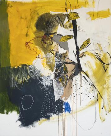 Luis Olaso, Composition for Avocado Plant., 2020