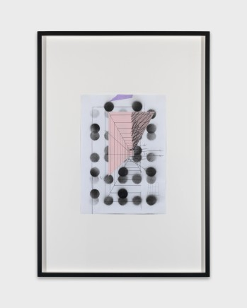 Nick Oberthaler, Untitled (Espèces d'Espaces), 2016