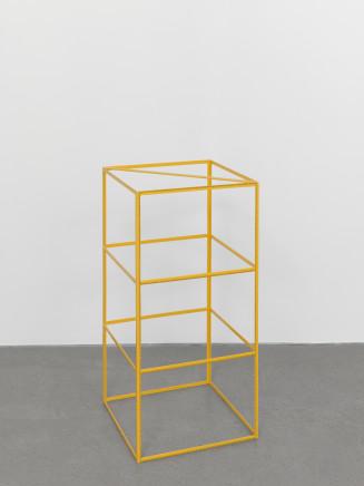 Miriam Laura Leonardi, 70x35(Cage Nr.2), 2019