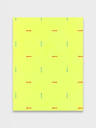 Nick Oberthaler, Untitled (Boogie Woogie), 2018