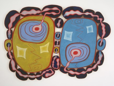 Elizabeth Murray, Midnight Special, 2000