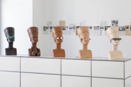 Ramaya Tegegne, Genzken/Wilson, 2019
