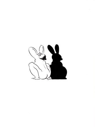 Ebecho Muslimova, Fatebe Shadow Bunny, 2019