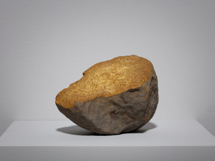 Makoto OFUNE, Reflection field - Basalt, 2020