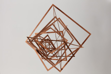 Alexander RODCHENKO, Hanging Spatial Construction No. 11, Original work 1920-1921/ Edition 1993