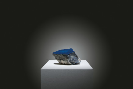 Makoto OFUNE, Reflection field - Sodalite, 2017