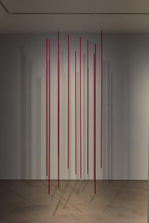 Yves KLEIN, Pluie Rouge (S 37), Original artwork 1961 - posthumous edition 2018