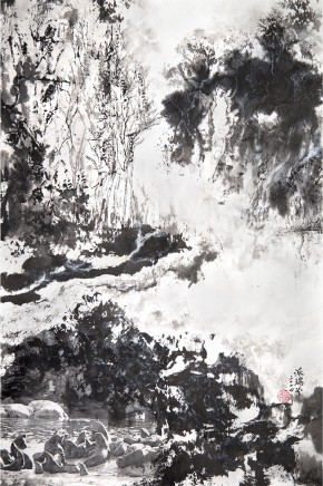 Pryde, Nina 派瑞芬, Summer Sojourn 夏日叙居, 2014