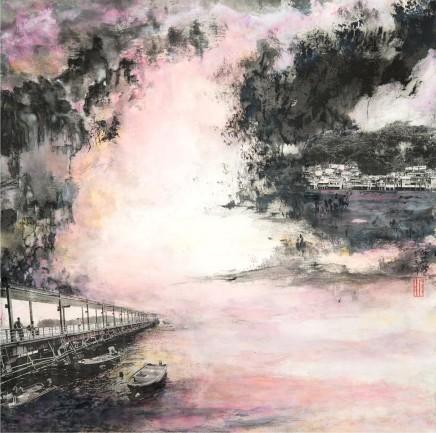 Pryde, Nina 派瑞芬, Stillness 靜, 2013