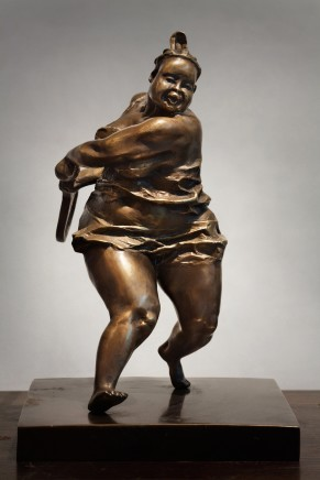 Xu Hongfei 許鴻飛, Ready To Strike 蓄勢, 2010