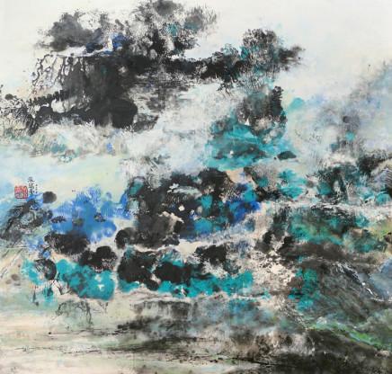 Nina Pryde 派瑞芬, Precious Blue 寶藍, 2017