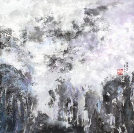 Pryde, Nina 派瑞芬, Autumn Reflection 3 秋思 3, 2016