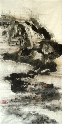 Pryde, Nina 派瑞芬, By the Sea 海畔, 2013