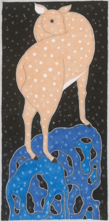 Liu Qi 劉琦, The Deer and the Cauldron 鹿鼎 , 2019