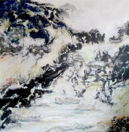 Pryde, Nina 派瑞芬, Time out of mind 1 古風 (一), 2013
