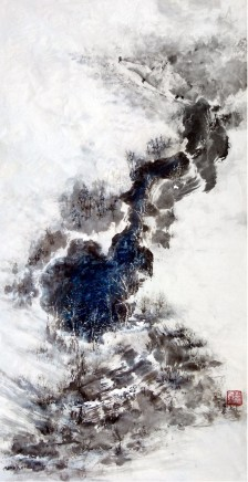 Pryde, Nina 派瑞芬, Soaring into the sky 騰雲, 2013