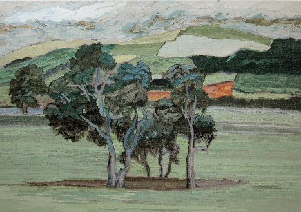 Wong, Stephen Chun Hei 黃進曦, Trees in Yorkshire Dales 1 英國約克樹景 1, 2011