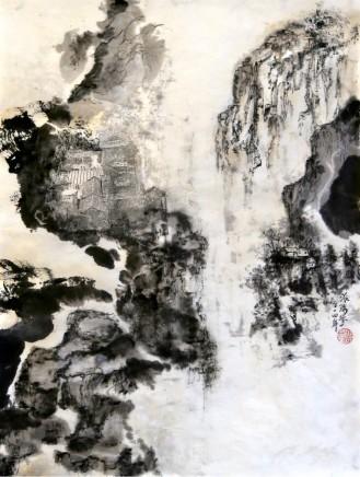 Pryde, Nina 派瑞芬, Circling Mist 霧煙飛落, 2014