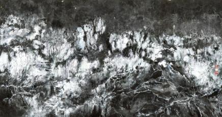 Pryde, Nina 派瑞芬, Above the clouds 江天霧雲中, 2014
