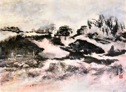 Pryde, Nina 派瑞芬, Mountain Sunset 夕陽西嶺, 2014