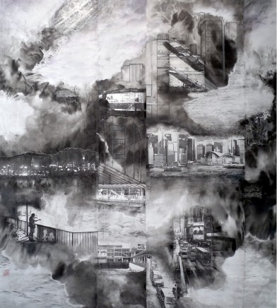 Pryde, Nina 派瑞芬, City Kaleidoscope 1 城市萬花筒 (一), 2009