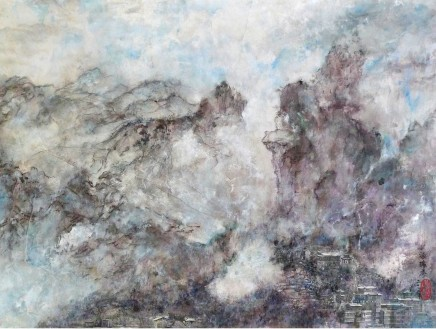 Pryde, Nina 派瑞芬, Recollection 3 思緒萬千 《三》, 2012