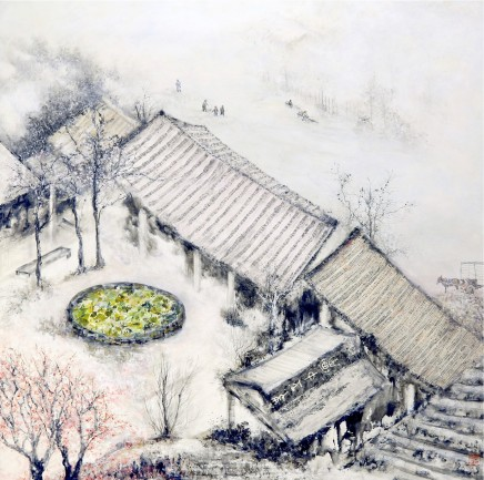 Pryde, Nina 派瑞芬, The Gathering Place 聚居, 2013