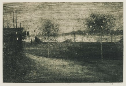 ZHANG Lei 张雷, Landscape 有树的风景, 2012