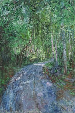 ZHANG Jian 章剑, Path in Wangjing Park No.2 望京公园里的小路之二, 2014