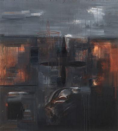 LIU Jian 刘坚, Abandoned City 2 遗忘的城市 2, 2005