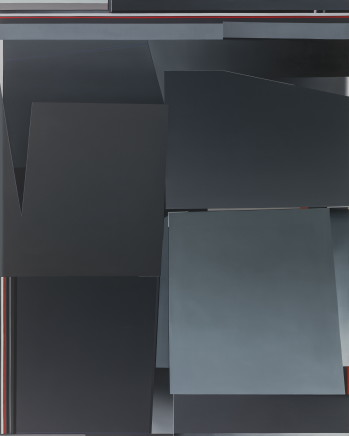 Enrico BACH 恩里科·巴赫, B.T.D.T. (Dark Fields), 2014