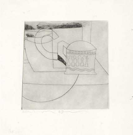 Ben Nicholson OM, Small Still Life, 1967