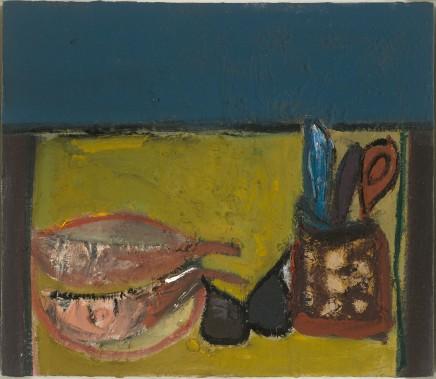 Tony Scrivener, Tools Fish and Figs, 2014