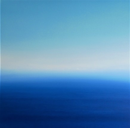Martyn Perryman, Summer Calm St Ives Bay , 2020