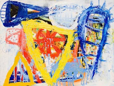 Iain Robertson, Fran Dance, 2007