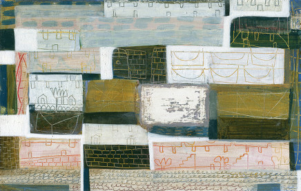 Anne Davies, West Cornwall Harbour Town, 2017