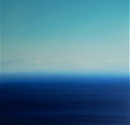 Martyn Perryman, Blue Serenity St Ives Bay , 2020