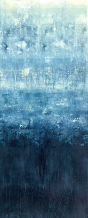 Suzanne Bethell, Prussian Blue 14, 2020