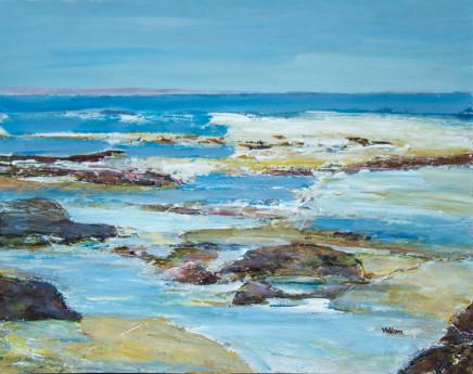 Vincent Wilson, Low Tide, September Morning, 2014