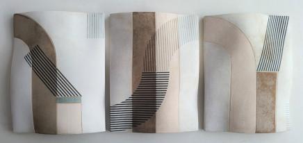 Regina Heinz, Triptych 1, 2017